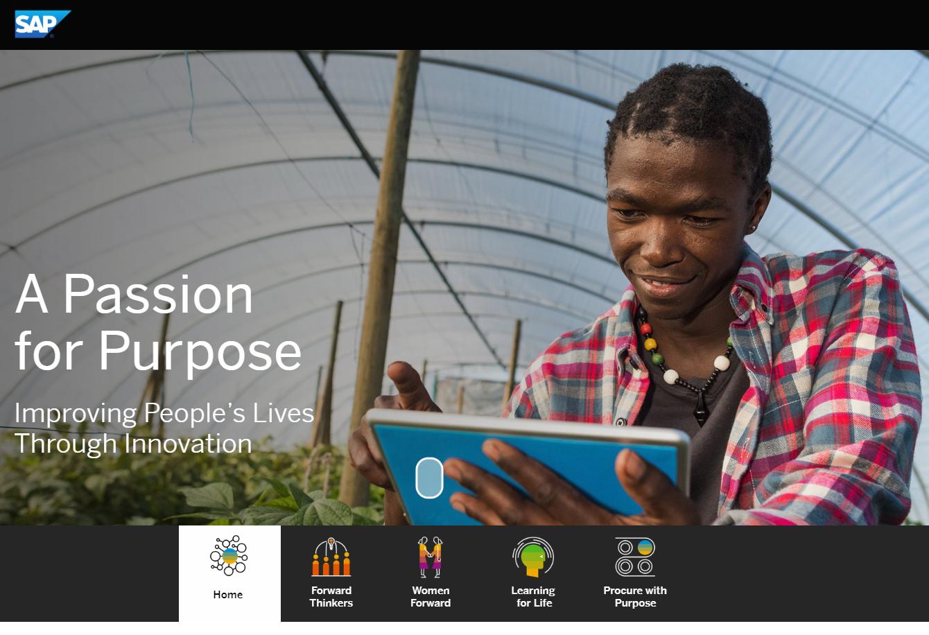 Interactive Influencer Content Program Focused on Purpose