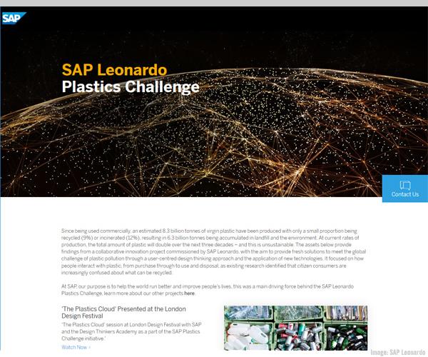 SAP Leonardo image.