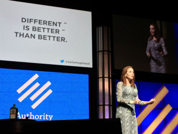 Sally Hogshead Authority Rainmaker