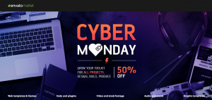 Envato Market Cyber Monday Deal