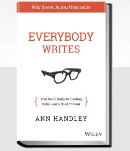Everybody Writes by Ann Handley