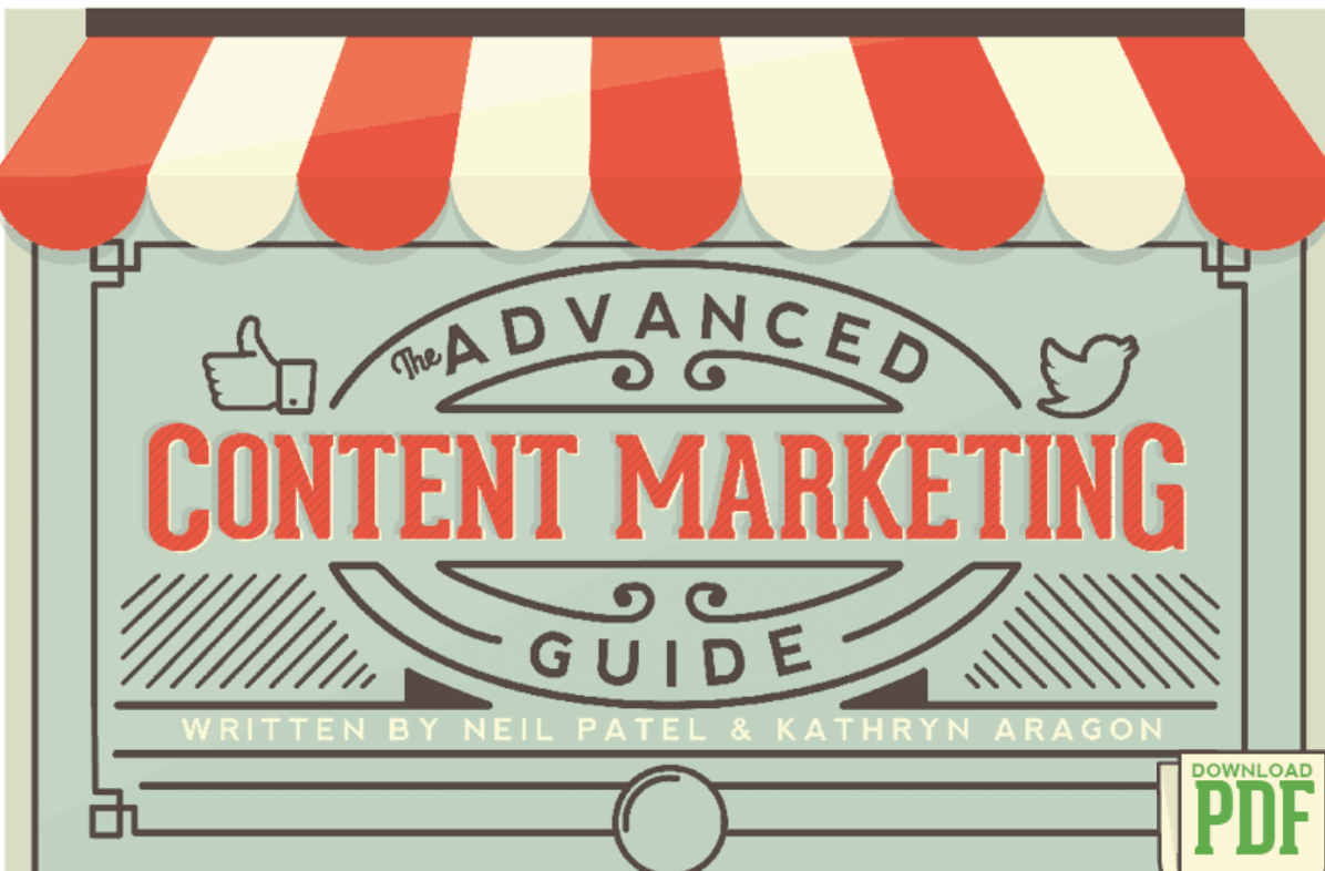 Advanced Guide to Content Marketing Example