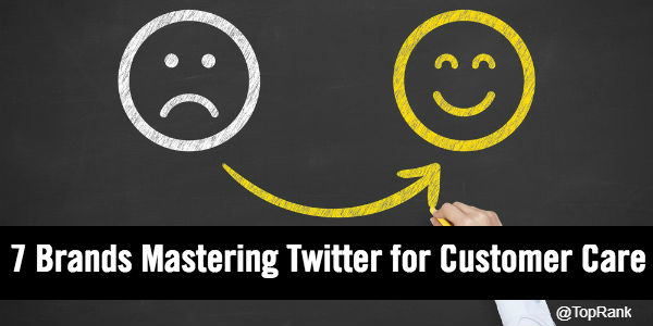 7 Examples of Brands Mastering Twitter for Social Customer Care