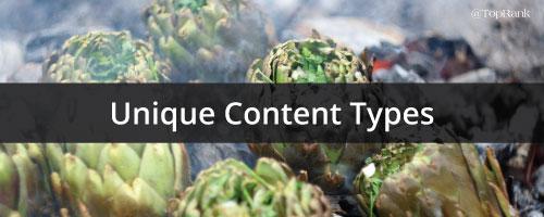 Unique-Content-Types