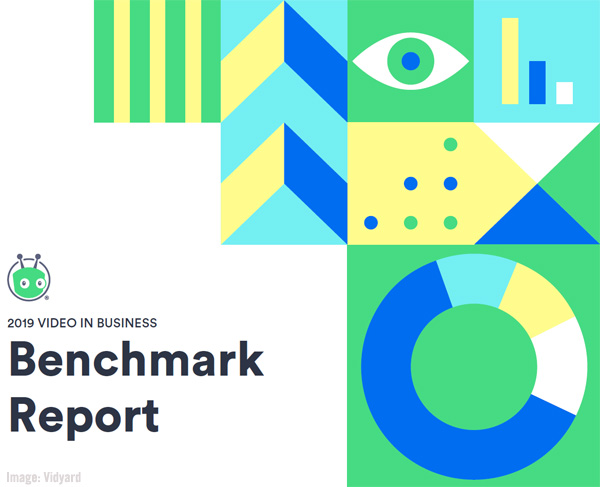Vidyard Video in Business Benchmark Report Image