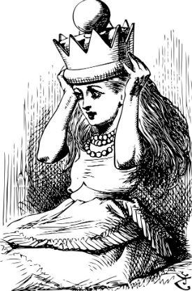 Alice in Wonderland Crown