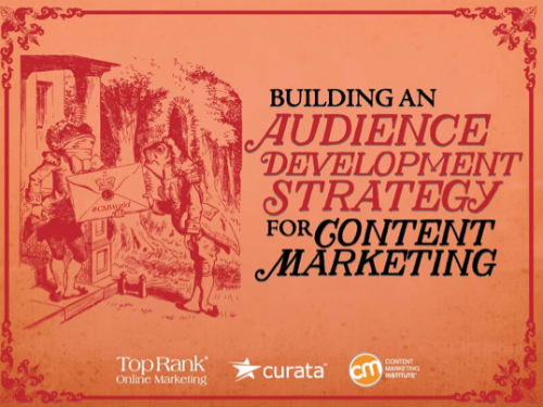 Audience Development for Content Marketing