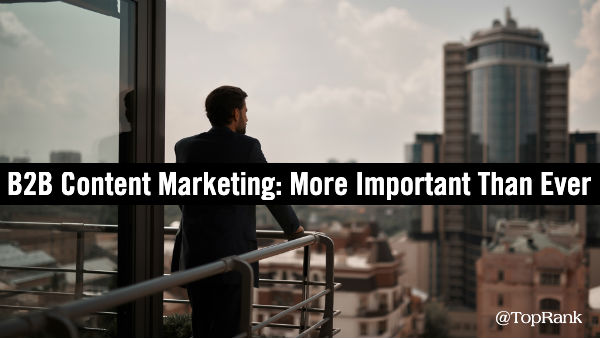 B2B Marketing Content