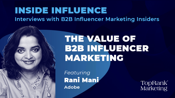 Inside Influence Rani Mani