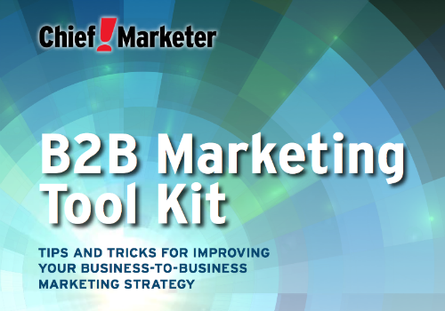 Chief!Marketer: B2B Marketing Tool Kit