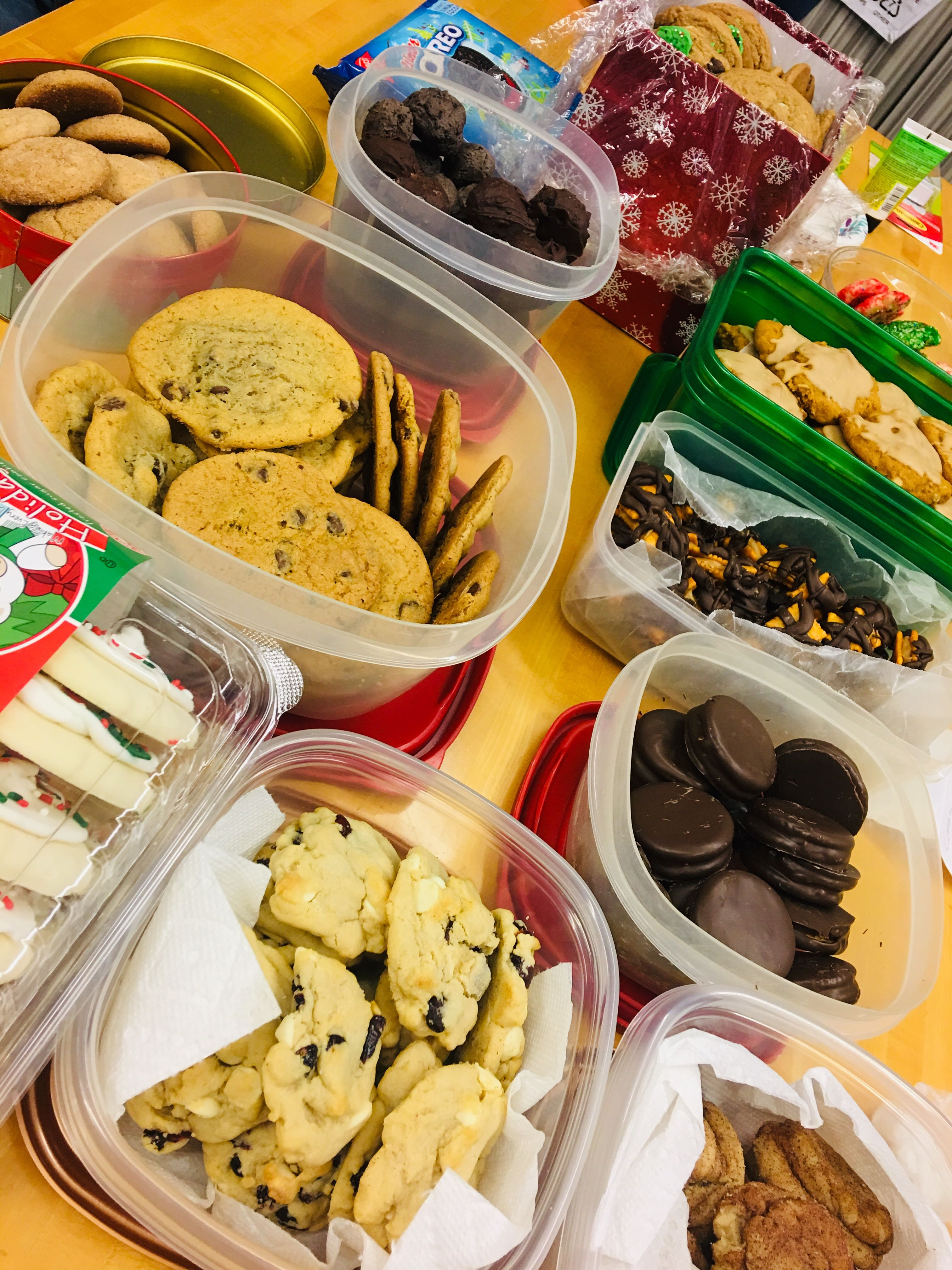 TopRank Marketing Christmas Cookie Exchange
