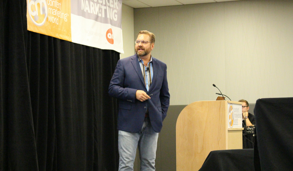 Lee Odden Shares 5 Best Practices for Enterprise Influencer Marketing #CMWorld