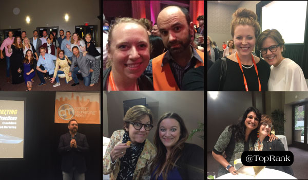 Our Top 11 Content Marketing Takeaways from #CMWorld 2017