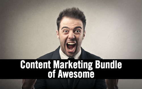 Content Marketing Bundle of Awesome