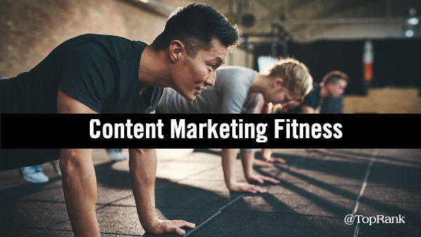 Content Marketing Fitness
