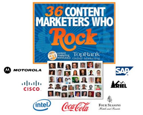 Content Marketing Rocks