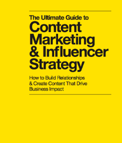 Content Marketing and Influencer Strategy