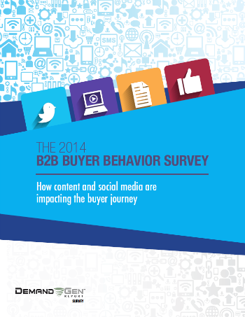 B2B Buyer Behavior Survey DGR