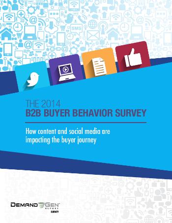 B2B Buyer Behavior Survey DGR