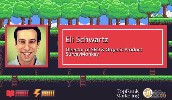 CMWorld Interview: Eli Schwartz on Curiosity & SEO Around the Globe