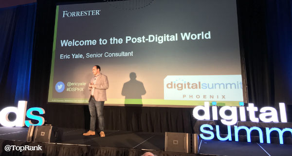 How Marketers Can Thrive in the Post Digital World