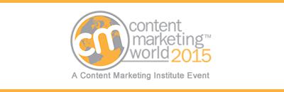 Content Marketing World 2015