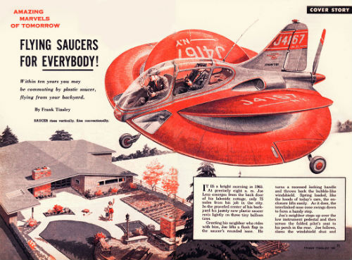 Flying Saucer for Everybody