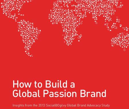 2013 Ogilvy Brand Advocacy Report
