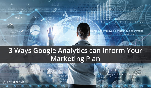 Google Analytics Actionable Insights