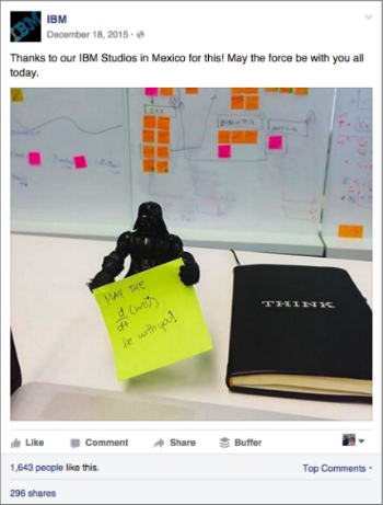 ibm star wars