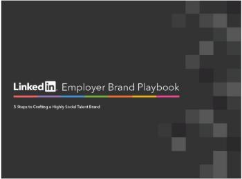 LinkedIn Talent Solutions Content Marketing