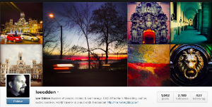 Lee Odden Instagram