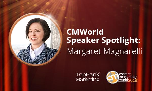 uncategorized-margaret magnarelli cmworld - Content Marketing Interview: Margaret Magnarelli on Applying Journalistic Integrity to Content Strategy #CMWorld
