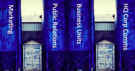 Marketing Public Relations Silos