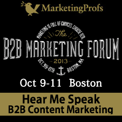 MarketingProfs B2B Forum