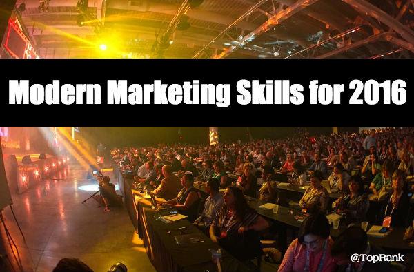 Modern Marketing Skills