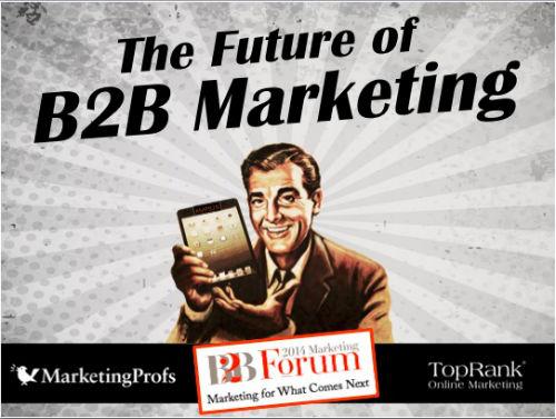 B2B Marketing Forum eBook