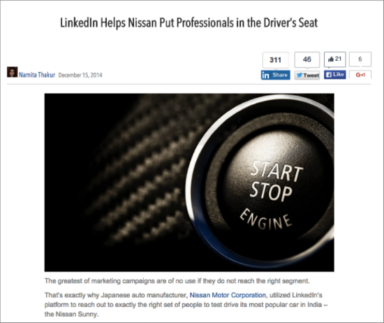 case study of cranston nissan Case study lms engineering helps nissan motor company uncover the complex interaction between body flexibility and vehicle handling performance.