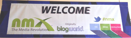 NMX BlogWorld 2014