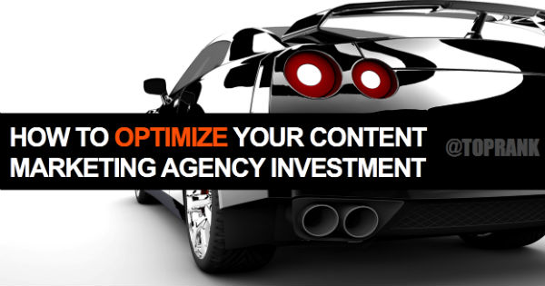 How to get the most from your content marketing agency