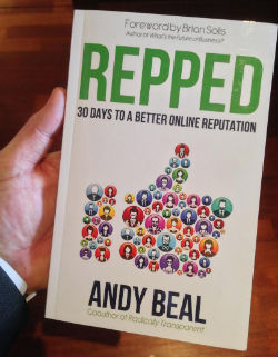 Online Reputation Book