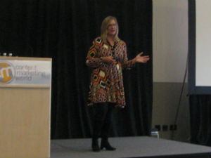 Sarah Skerik Content Marketing World