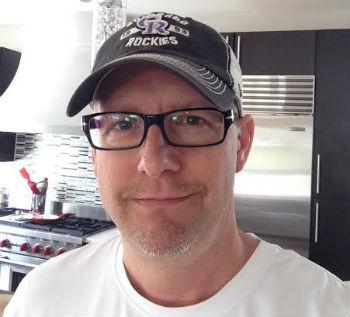 Brian Clark selfie
