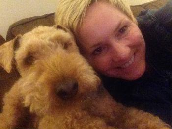 Susan Emerick selfie