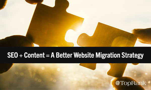 SEO and Content Integration During Website Migration