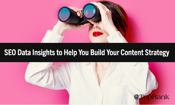 SEO Data Insights for Content Strategy