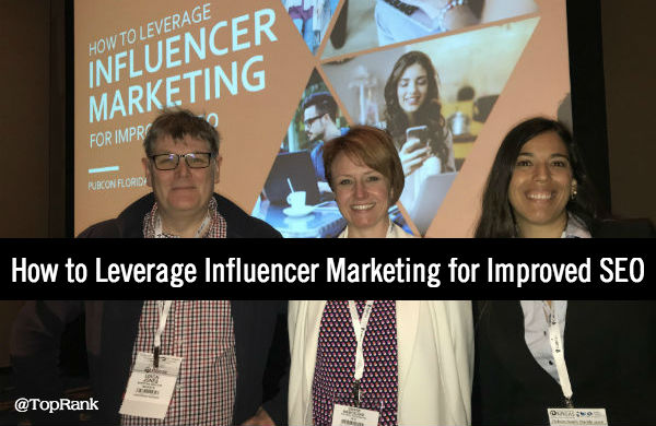 How to Leverage Influencer Marketing for Improved SEO