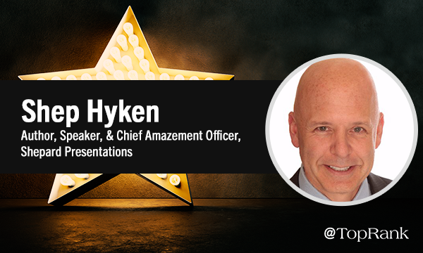 Shep Hyken on Convenience Marketing