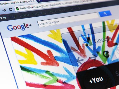 Google Social Business Networks
