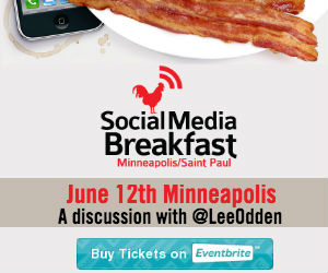 Social Media Breakfast MSP